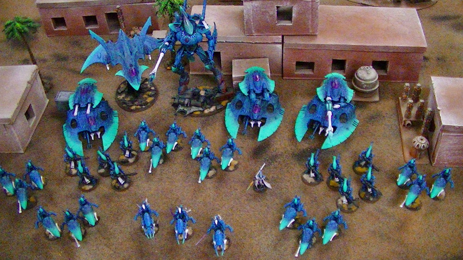 Blue table painting eldar mymeara army for sale army list publicscrutiny Image collections