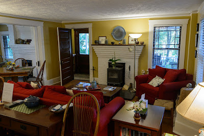 The Living Room at the Red House Inn