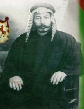 الثائر الوطني السيد علوان الياسري ..