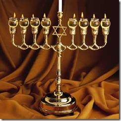 Sila Tarot: O judaísmo - Chanukiya //Menorah