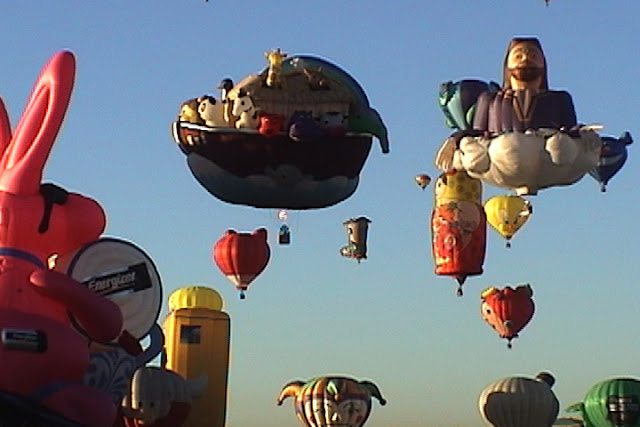 Albuquerque Hot Air Balloon Festival2