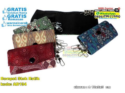 Dompet Stnk Batik murah