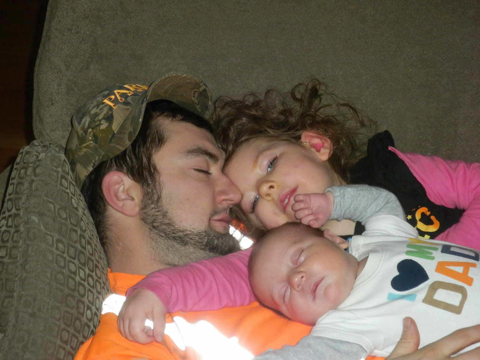 2012: Naptime, except for Aimee