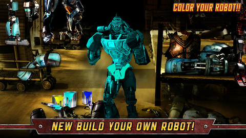 screenshot 1 Real Steel 1.8.3