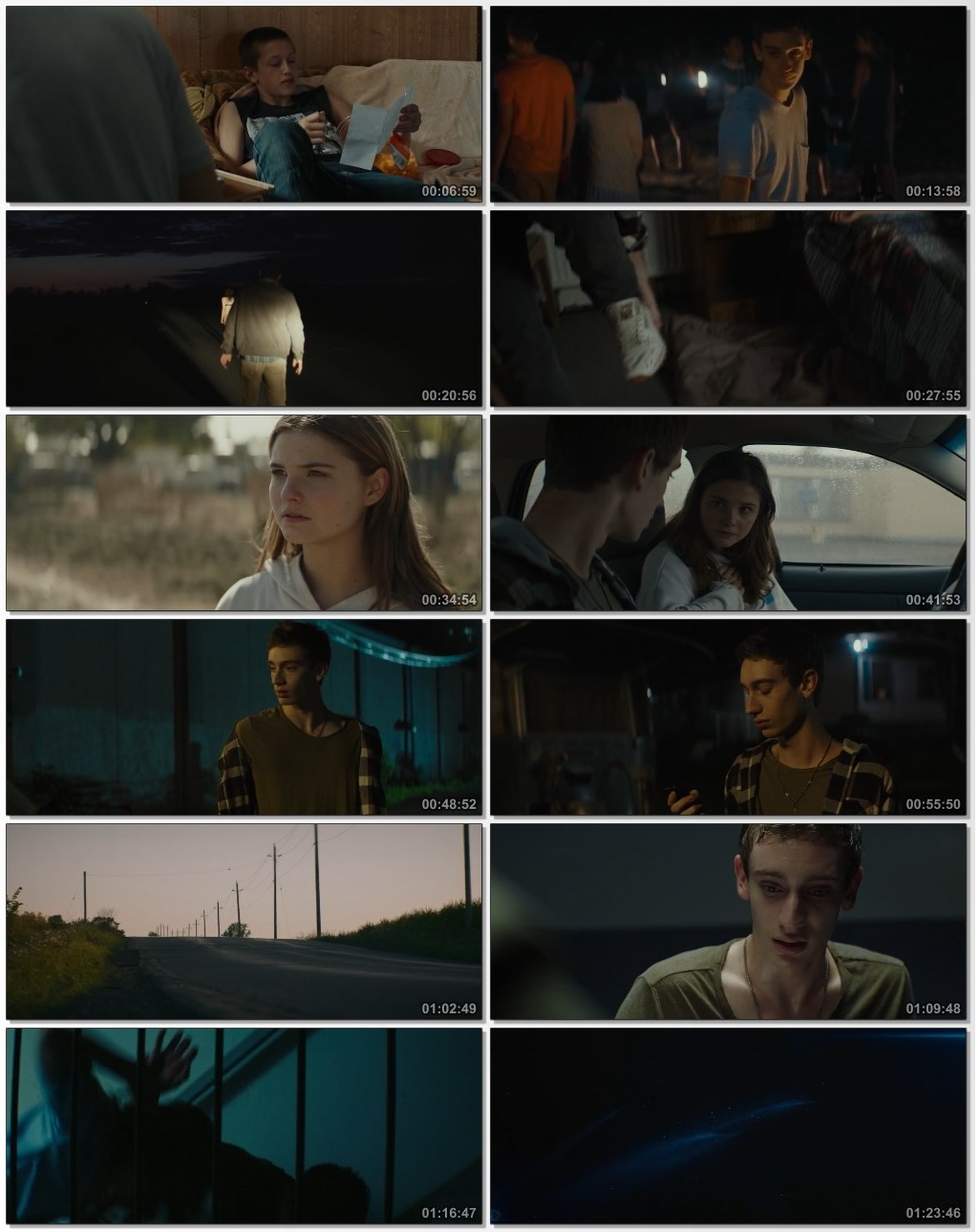 Screen Shot Of At First Light 2018 Full Movie Download Free Watch Online 300MB