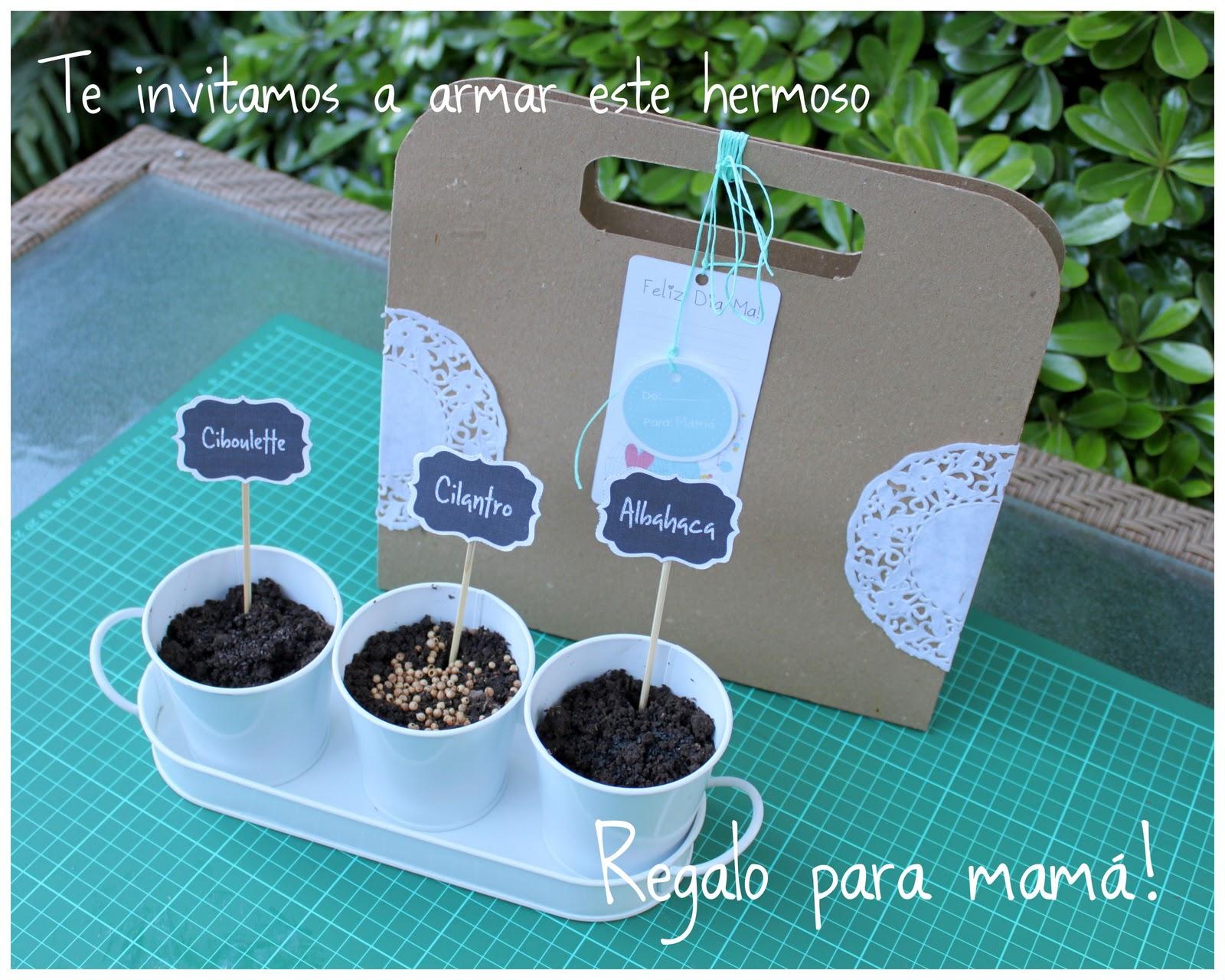 Madre de dos y t a de sesenta octubre 2011 for Ideas para mama