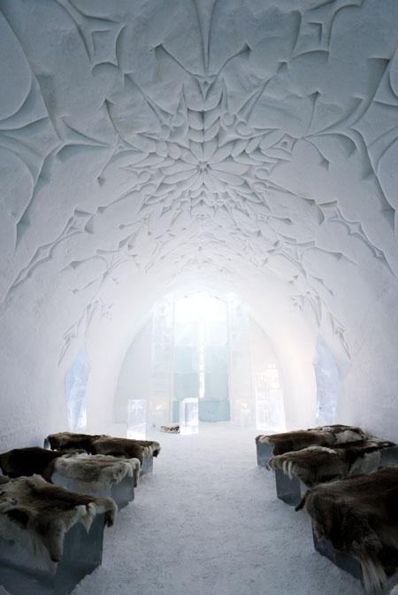 Ice Hotel,Sweden