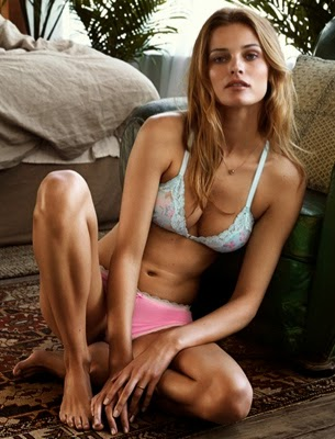 H&M ropa interior femenina sujetador braguita primavera verano