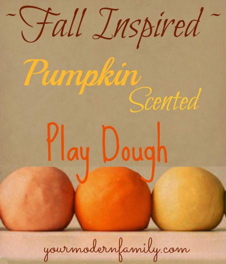 Pumpkin scented Play Dough and 31 other Kid friendly Halloween ideas! Clever Nest with Hometalk #toddler #roundup #costume