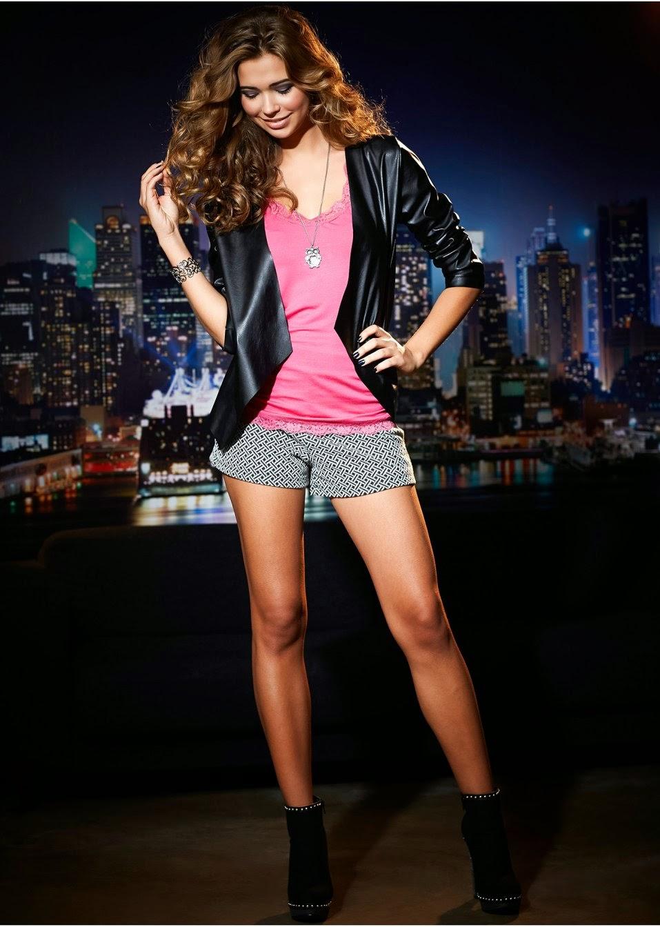Supermodel Sandra Kubicka - BonPrix