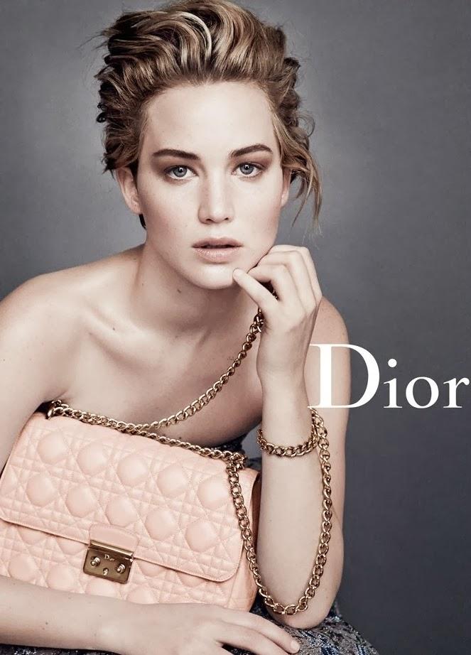 jennifer lawrence stuns in new dior campaign images 03 Jennifer Lawrencelı yeni Dior reklamı