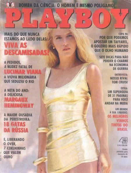 Lucimar Viana - Playboy 1990