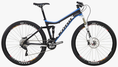 2014 Kona Hei Hei Deluxe 29er Bike