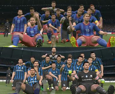 PES 2015 DL Trophy FIFA World Cup & Liga MX final V1 by Metalex