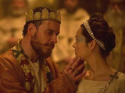 Marion Cotillard y Michael Fassbender en Macbeth.