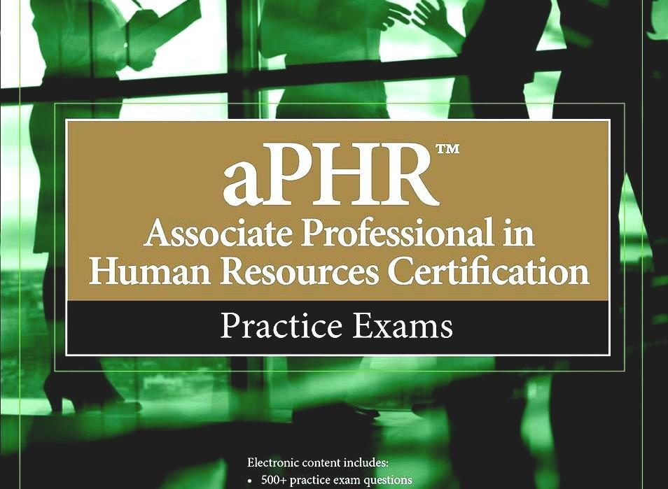 Professional In Human Resources Human Resources Certification
