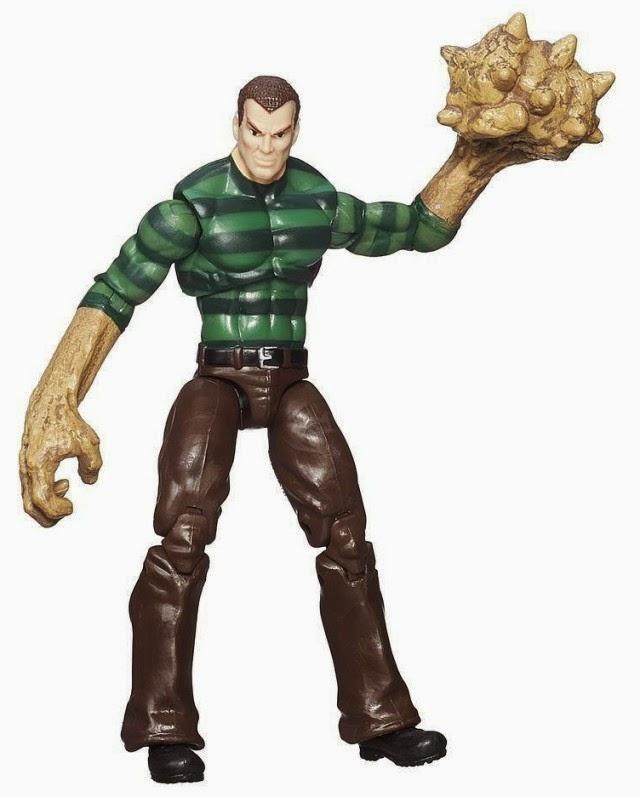"Sandman Hombre de Arena Marvel Universe Infinite 3'75"""