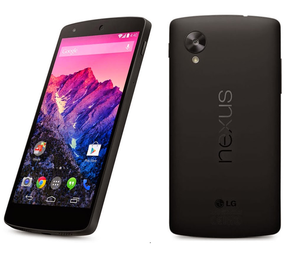 Best Smartphones: Google Nexus 5