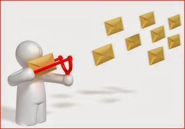 có nên sưu tầm email trên mạng không