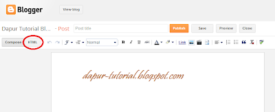 Area Postingan HTML 1