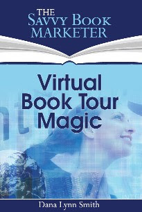 Virtual Book Tour Magic cover