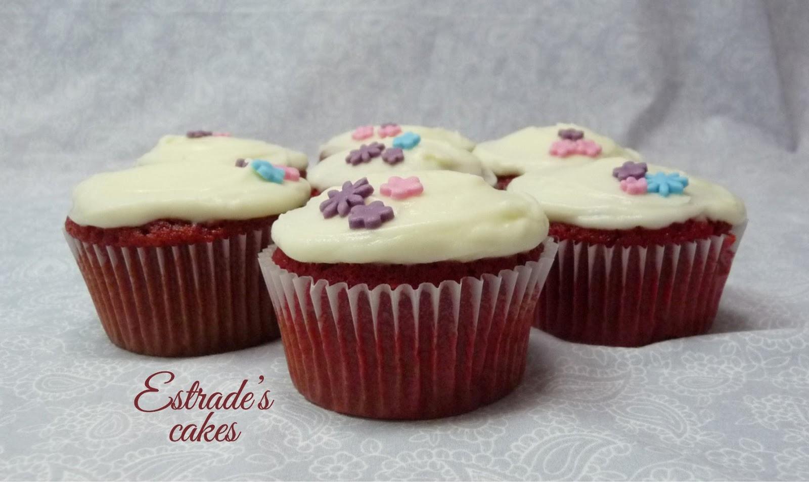 receta de cupcakes red velvet - 2