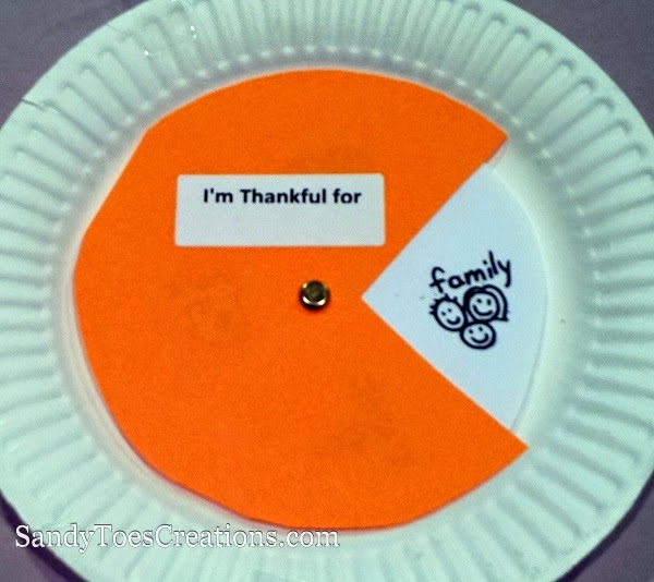 Four Tips to Grateful Kids and Thankfulness Pie Craft #thanksgiving #education #buildingcharacter #kids #parentingtips