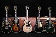 . un modelo de guitarras eléctricas de la marca gibson guitar corporation.