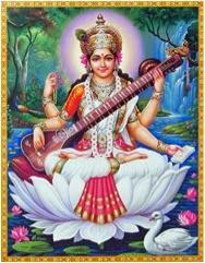 hinduistisk gudinde