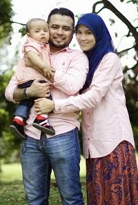 keluarga kecil aku
