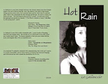 Cambridge Populist Poet Lo Gallucio's  poetry collection HOT RAIN