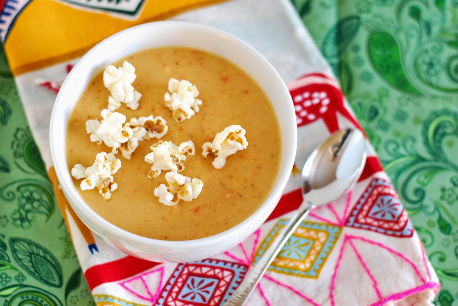 Cauliflower Cheese Soup | Call Me Fudge