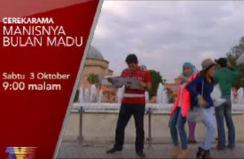 Manisnya Bulan Madu (2015) - Full Telemovie