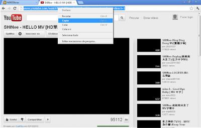 Tutorial: Baixando vídeos do YouTube com o aTube Catcher