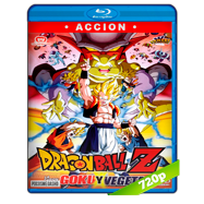Dragon Ball Z: La fusión de Goku y Vegeta (1995) BRRip 720p Audio Dual Latino-Japones