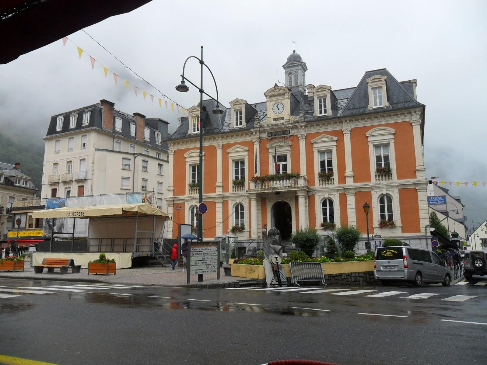 Rathaus Cauterets
