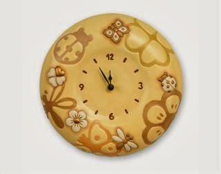 Orologi da parete thun idea regalo per for Orologi da parete thun