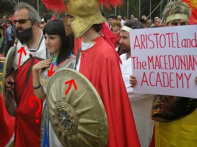 Οι Σκοπιανοί «μιλούν» με τα... άστρα για να βρουν τον τάφο του Μεγάλου Αλεξάνδρου! Καθοδηγούνται από τον αστερισμό της Κασσιόπης
