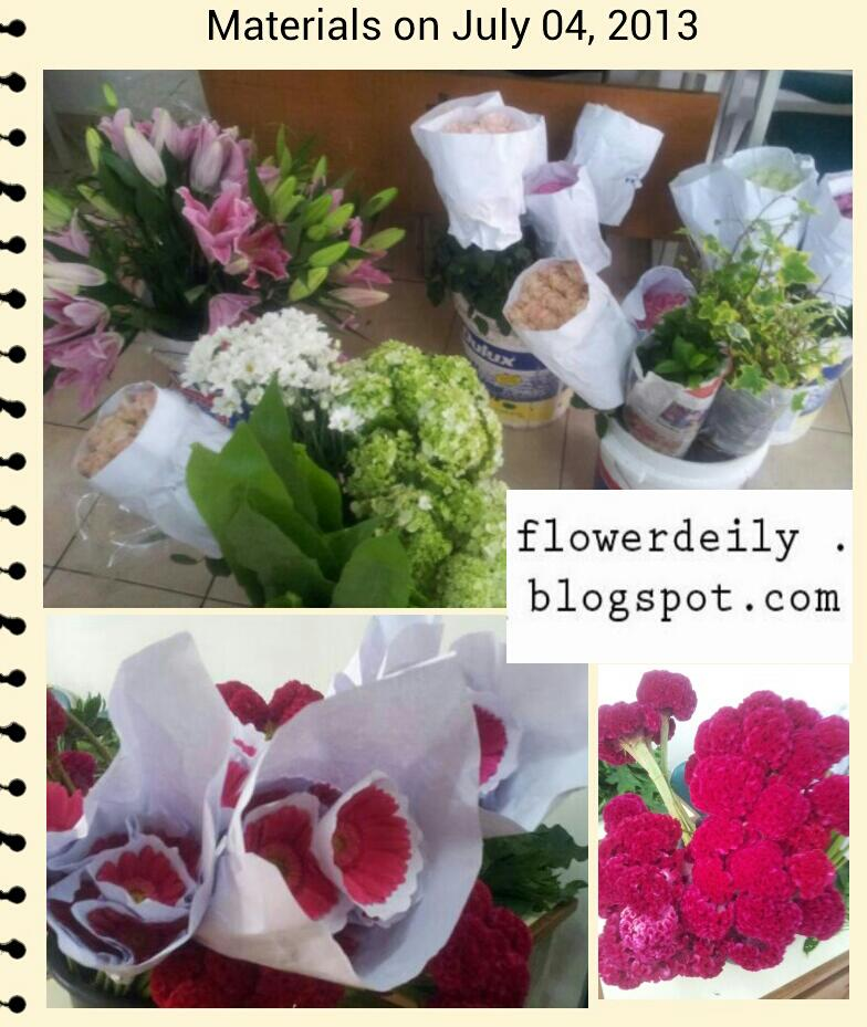 Multicolor Wedding Church Dcor With Blue Ribbon Flower Daily Blog