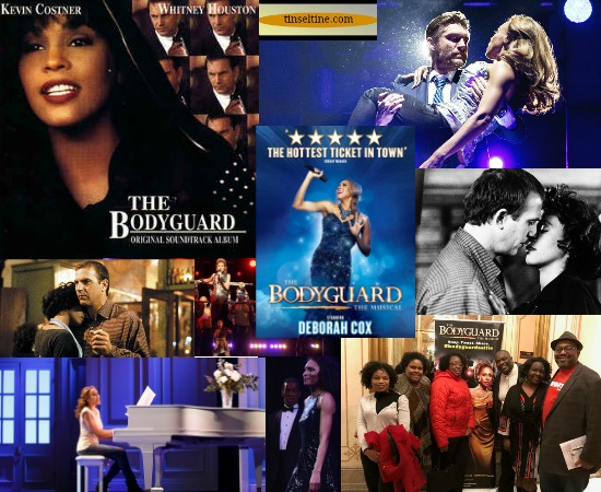 THE BODYGUARD MOVIE vs THE BODYGUARD, THE MUSICAL