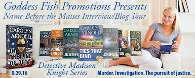 Detective Madison Knight Series by Carolyn Arnold