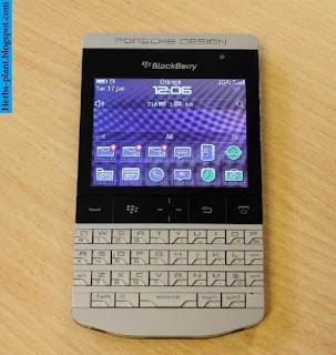 Blackberry porsche  - صور موبايل بلاك بيرى بورش