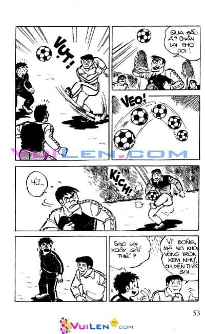 Jindodinho - Đường Dẫn Đến Khung Thành III  Tập 11 page 53 Congtruyen24h