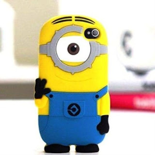Gambar Minion Mata Satu Gratis Download