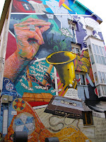 Casa pintada casco medieval Vitoria-Gasteiz