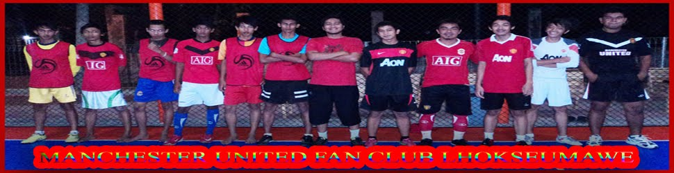 Manchester United Fan Club Lhokseumawe