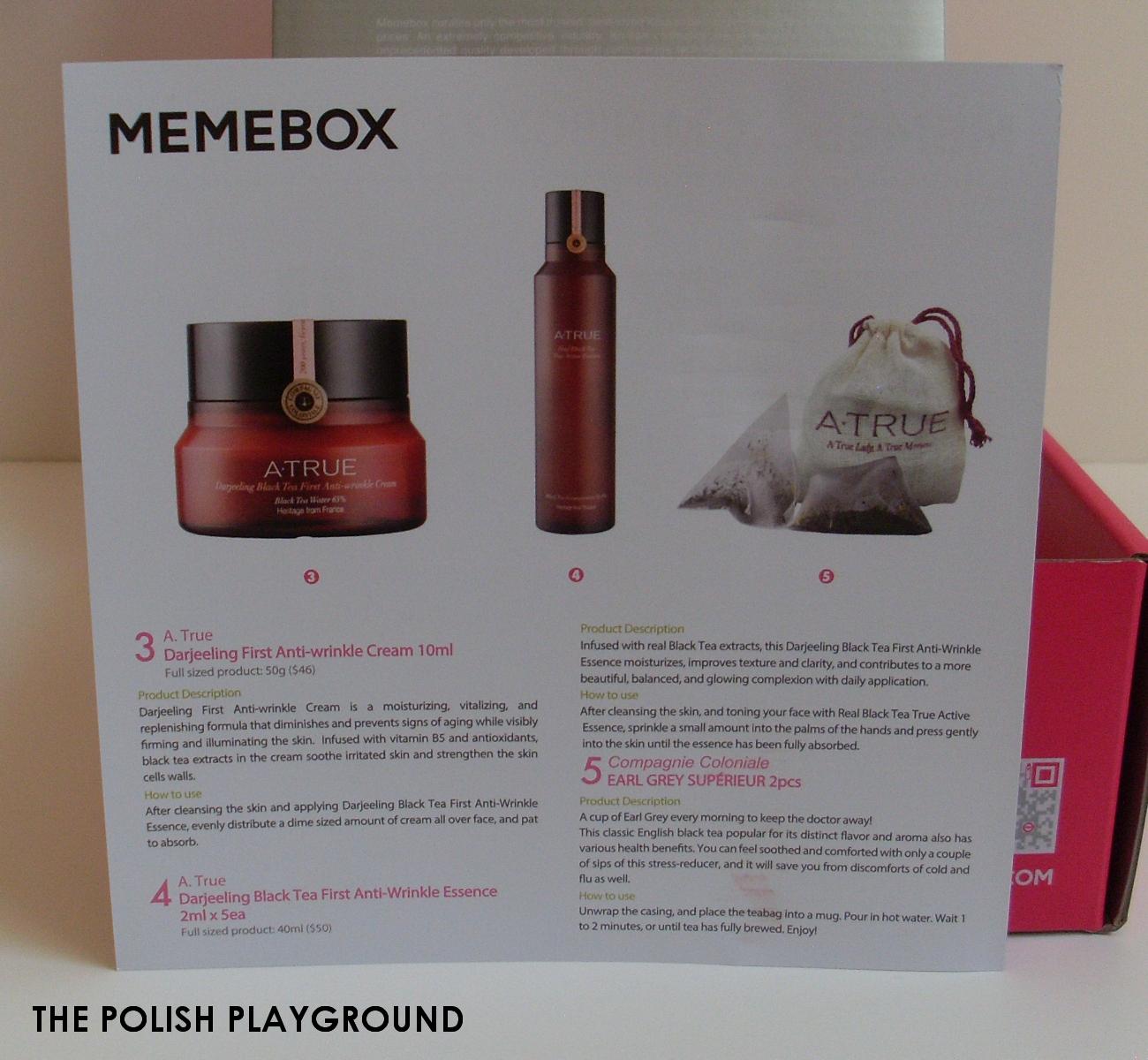 Memebox Minibox #3 Unboxing