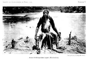 Loys ape man