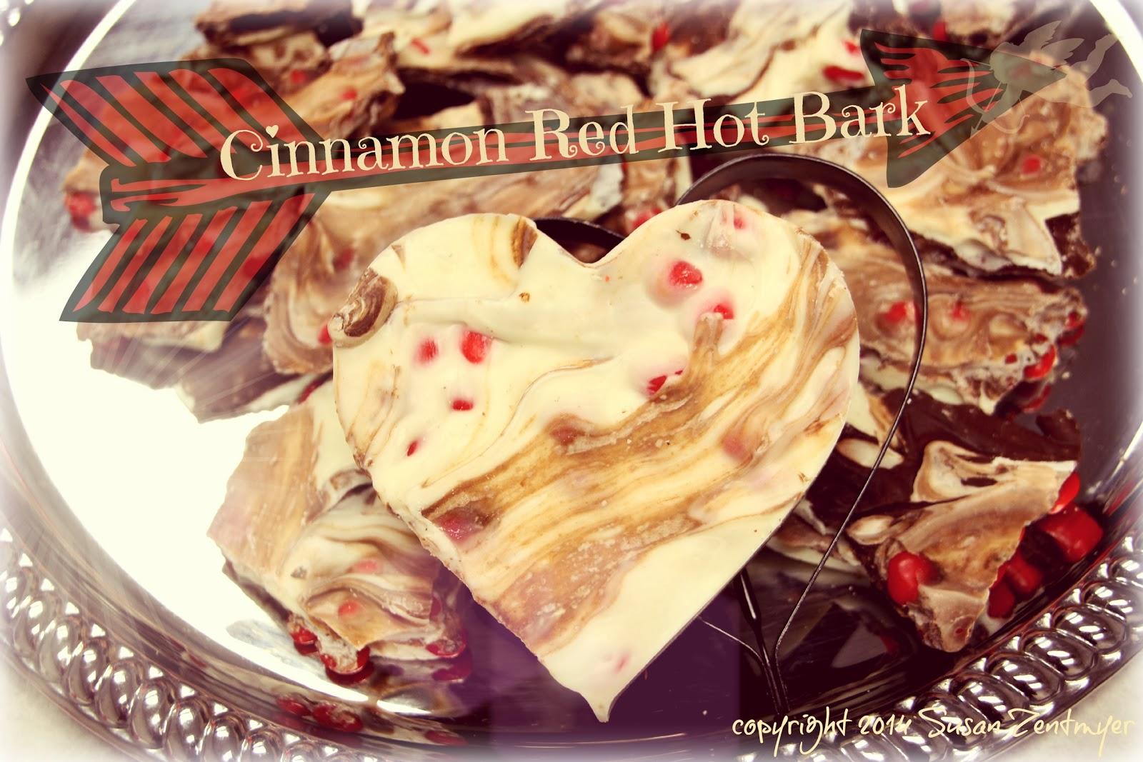 cinnamon red hot bark