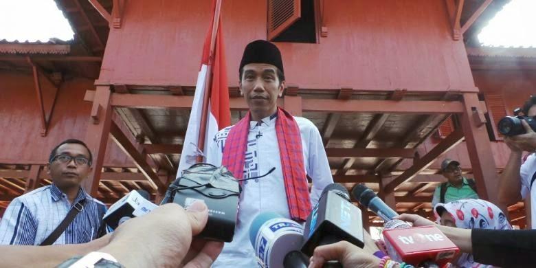 Jokowi Resmi Jadi Capres PDIP